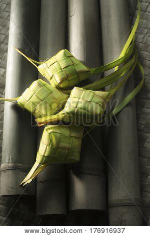 ketupat and lemang