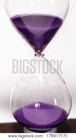 Sand Glass - Close Up Photo