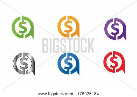logo can also can icon. Suitable for a variety of industries, Easily customizable colors