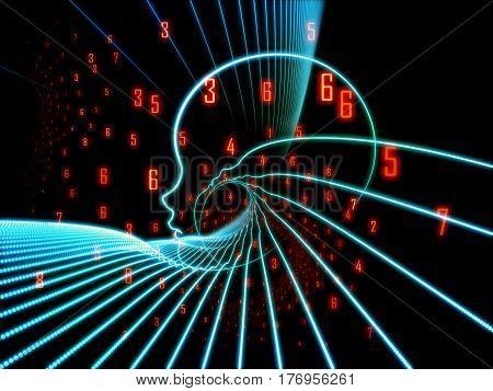 Virtual Integers