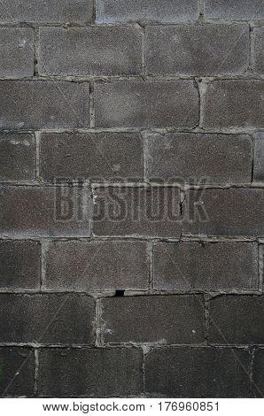 Grey Block Wall Texture