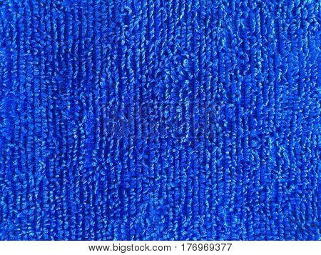 texture of micro fiber cloth for clean car