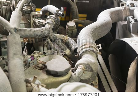 Car repairing engine Car repair shop Engine parts