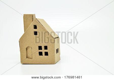 Paper House Model