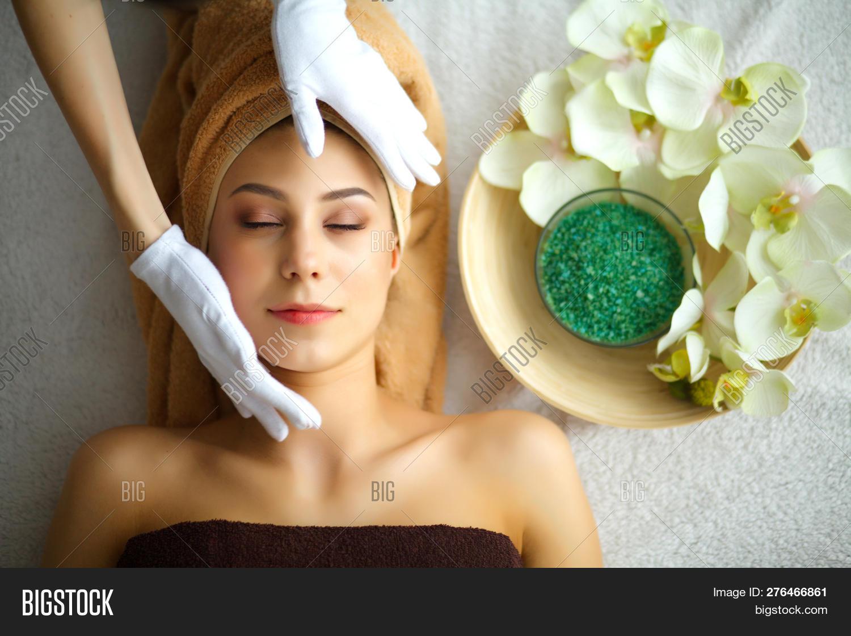 Skin Body Care Close Image Photo Free Trial Bigstock