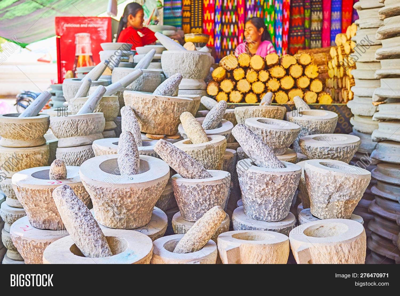 Sagaing, Myanmar - Image & Photo (Free Trial) | Bigstock