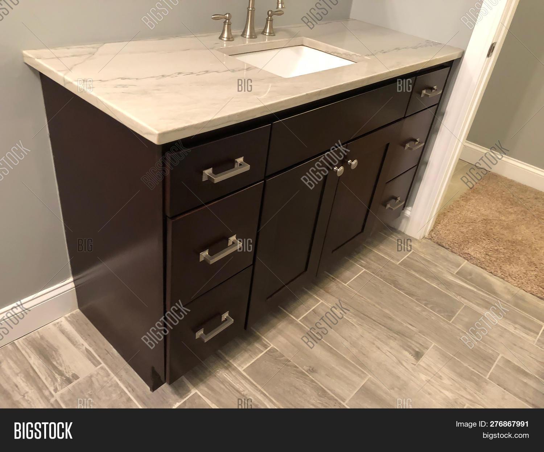 Bathroom Cabinet Image Photo Free Trial Bigstock