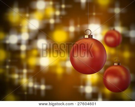 Christmas Spheres 2