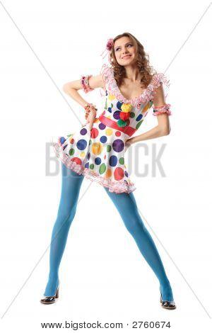 Funny Beautiful Bizarre Girl