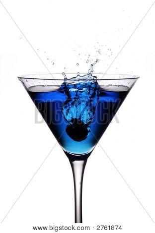 Cocktail Olive Splash