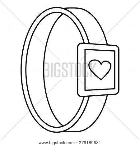 Heart With Ekg Clip Art