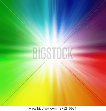 Abstract, Abstract, Multicolored ,blurred Background, Art ,background ,ray Background ,blue, Bright