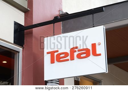 Genting Highlands, Malaysia- Dec 03, 2018: Tefal Store In Genting Highlands, Malaysia. Tefal Is A Fr