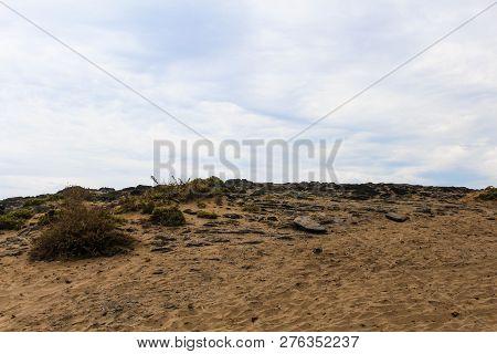 Mediterranean Desert Surface Sea Mediterranean Detail Empty