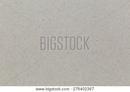 Brown Paper Texture Or Paper Background. Seamless Paper For Design. Close-up Paper Texture For Backg