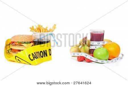 Healthy Or Unhealthy Food