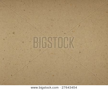 Brown Recylcled Paper