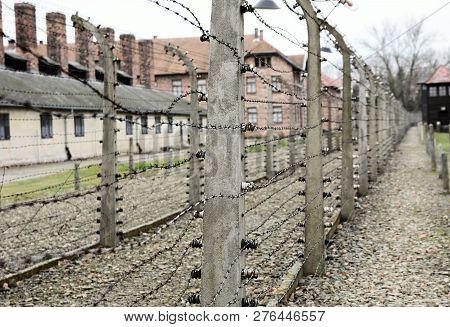 Auschwitz I Holocaust Memorial Museum