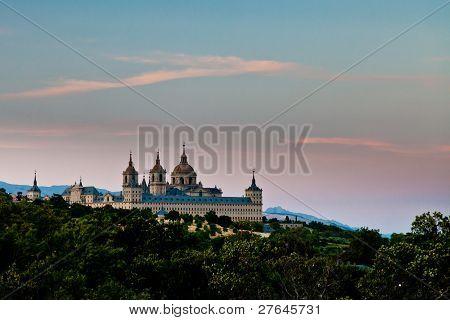 San Lorenzo De El Escorial Monastery