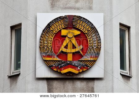 Hammer And Sickle Symbol Of Communist