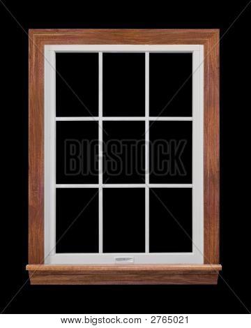 Contemporary Window Frame