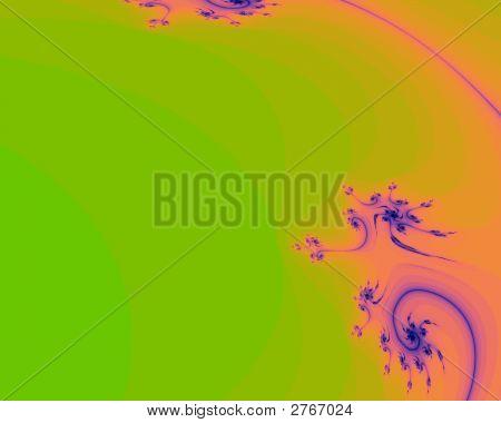 Goo Like Swirl Design