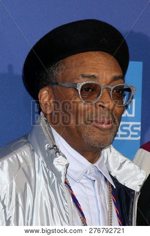PALM SPRINGS - JAN 17:  Spike Lee at the 30th Palm Springs International Film Festival Awards Gala at the Palm Springs Convention Center on January 17, 2019 in Palm Springs, CA