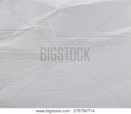 White Cardboard Texture Background Color Image Stock Photos