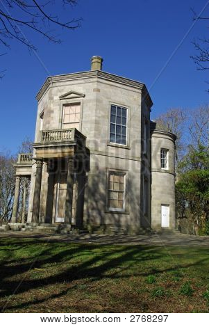 Temple Of The Winds At Mount Stewart