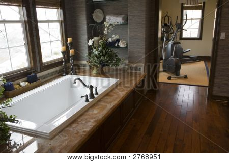 Luxury Bathroom.