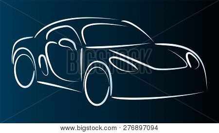 Car, Sports Car And Background, Sports Car And Car Background