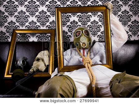 Dr. Gore & Gas mask