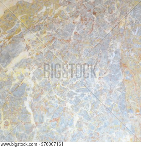Square Marble Light Background For Design In The Form Of Marble Textured Tiles With A Heterogeneous