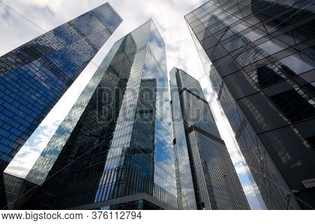 Skyscrapers Of Moscow-city 8