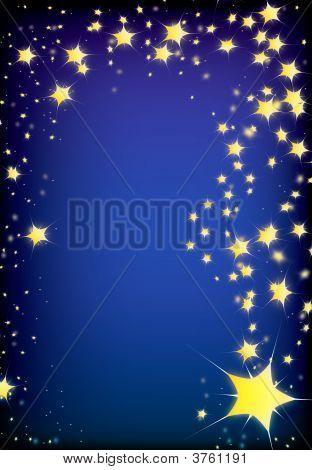 Magic Gold Comet