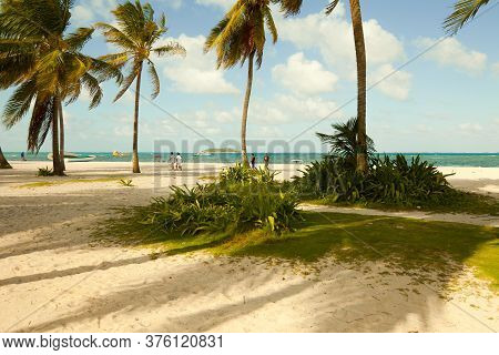 Archipelago Of San Andres, Providencia And Santa Catalina, Colombia, South America - November 22, 20