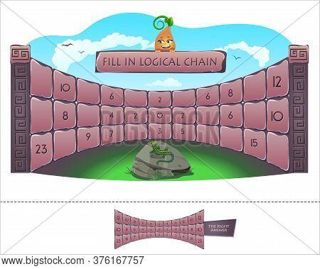 Fill In Logical Chain  Brainteaser