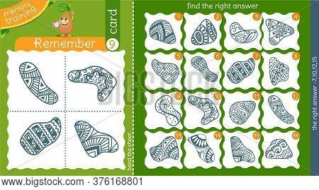 Zentangle 9 Right Answer Memory