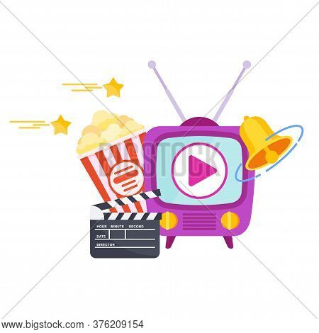Video Marketing. Music And Entertainment Content. Internet Cinema, Movies And Tv Shows. Youth Progra