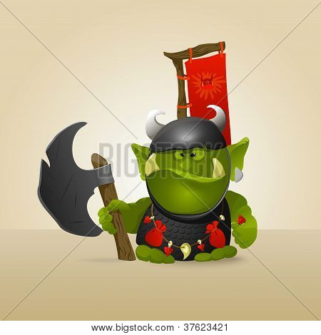 Great Warrior Ork
