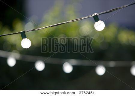 dekorative Hängelampen Weihnachten
