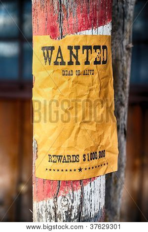 Wanted Farwest