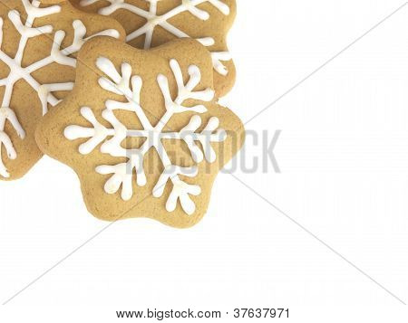 Christmas Decorated Biscuits