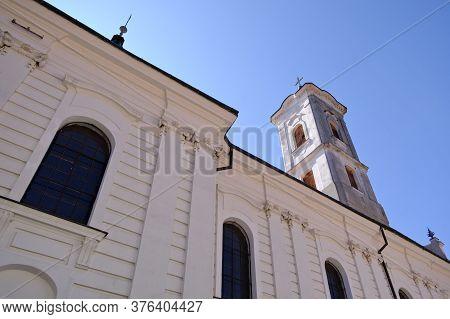Vrdnik-ravanica Serbian Orthodox Monastery On The Fruska Gora Mountain In Serbia