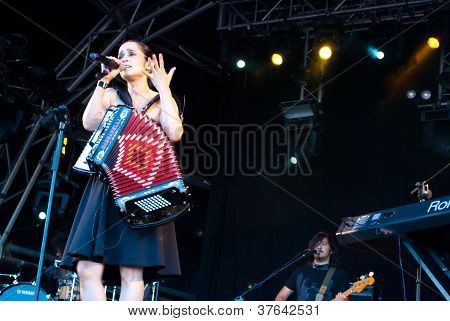 Julieta Venegas concert