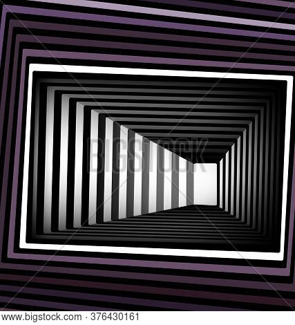 Colored Vector Illustration Abstract Frames And Exit