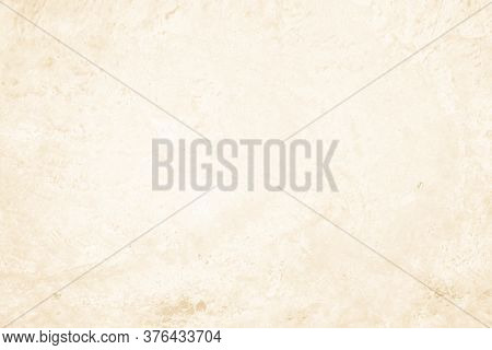 Old Concrete Wall Texture Background. Building Pattern Surface Clean Soft Polished. Abstract Vintage