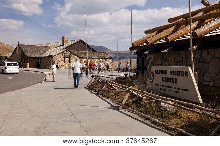 Alpine Visitor's Center