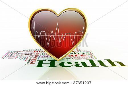 Concepto de la salud.