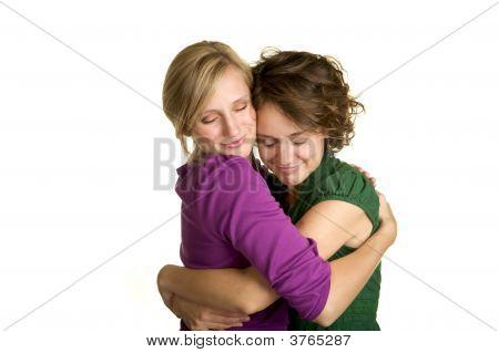 Comfort Of A Hug